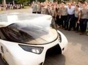 Stella Lux: l'auto solare produce energia quanta utilizzi