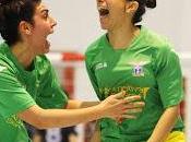 Primo sorriso Lazio Femminile: Lisi Lucileia piegano