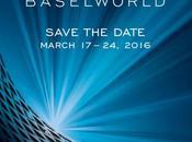 """Inizia conto alla rovescia """"Baselworld 2016"""""""