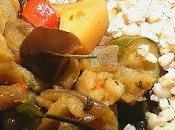 Ratatouille nella pentola slow cooker