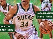 Notte 29/02/2016: gara record Bucks, Thunder passano Sacramento