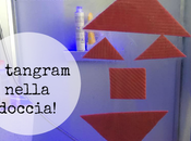 tangram nella doccia