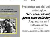 Monteverde (Roma) 18-03-2016 presentazione dell'antologia memoria P.P.Pasolini cura Zanarella Spurio