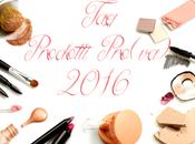 Prodotti Pro(va) 2016
