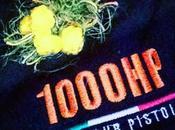 mimosa crochet anche Motoclub Pistoia
