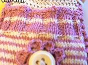 Smartphone case-Porta smartphone jacquard knit