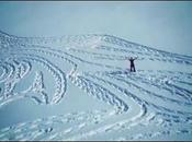L'arte sulla neve Game Thrones