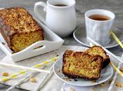 Cake alla Vaniglia Ananas Arachidi