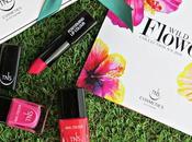 Wild Flowers capsule collection, primavera colori firmata Cosmetics
