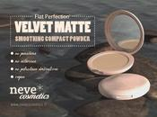Velvet Matte, smoothing compact powder Neve Cosmetics