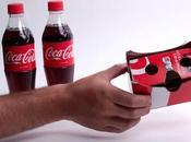 Coca Cola McDonald's trasformano pack visore Realtà Virtuale #GiovediVR