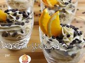 Ricetta bicchieri crema mascarpone, arancia cannella