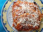 Parmigiana zucca forno