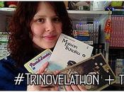 #Trinovelathon