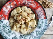 Gnocchi ricotta parmigiano erbe noci