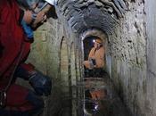 Ponzano Romano. Esplorato antico acquedotto sotterraneo