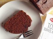 Torta soffice cacao Molino Rossetto