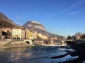 Grenoble, alla fine ogni strada vede apparire montagna