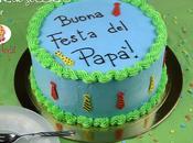 Tutorial torta Festa Papà decorata poche pasta zucchero