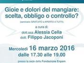 """marzo 2016 """"Psicoterapia Piazza della Salute"""" presso Enpam Vittorio"""