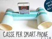 Regali festa papa: casse smart-phone