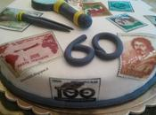 Torta francobolli