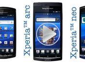 Sony ericsson Xpeia, ecco gamma 2011 molti video!
