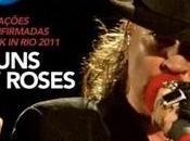 Guns'n'Roses Rose sottoscrive penali suoi ritardi