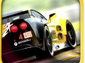 Nuovo aggiornamento l'applicazione Real Racing arrivando così alla versione 1.02.02