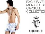 Men's capsule collection spring/summer Emilio Pucci