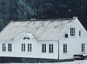 Rural nordic shabby casa Mona