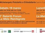 Rebirth Forum: Mela Reintegrata Michelangelo Pistoletto