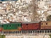 Abruzzo Sicilia vino degusta treno