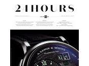 Gruppo Ore: Nasce 24HOURS trimestrale dedicato mondo degli orologi