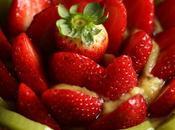 Crostata vegan crema frutta