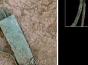 Archeologia. Trovate armi miniaturistiche bronzo 3000 anni