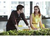 """Supergirl""/""The Flash"" crossover: foto della collaborazione Kara Barry"