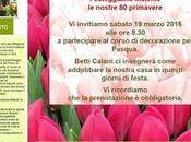 workshop floreale vivaio Spertini