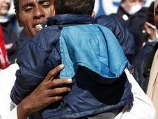 Umanità immigrazione, testimonianza volontaria