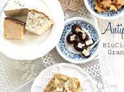 Menu' degustazione LattiDaMangiare#2: bis-pasticcini GranCrok BluCiok pappardelle caffè crema Tartufino polvere moka