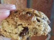 Biscotti Integrali All'avena Gocce Cioccolato Semi sesamo