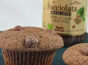 Muffin gluten-free nocciolata nocciole