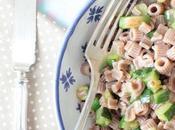 Pasta farro verdure, pausa pranzo consapevole