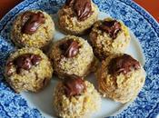 Biscotti miglio, cocco Nocciolata