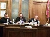 Consiglio Comunale marzo 2016. mozione sicurezza.