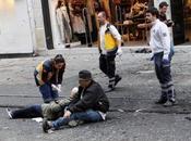 Esplosione centro Istanbul, morti