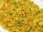 Riso curry pollo ananas