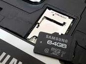 Samsung Galaxy Come formattare scheda memoria