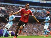Manchester City-Manchester United 0-1: Rashford decide derby rilancia Devils