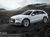 Pubblicità Audi Allroad quattro